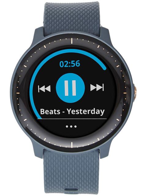 Garmin vivoactive 3 Music - bleu